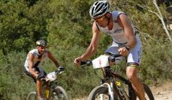 Triathlon Olimpico in Mtb
