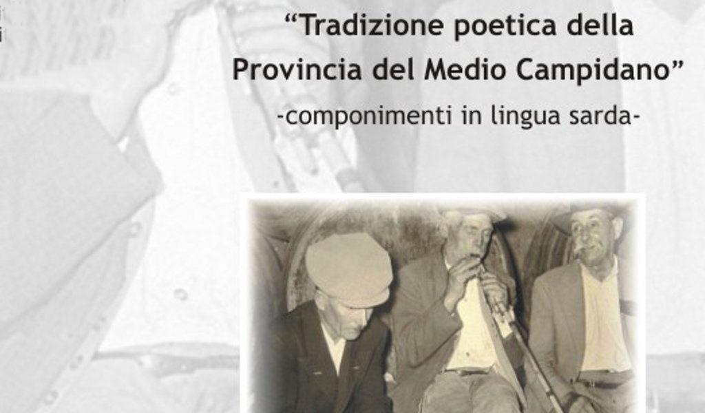La tradizione poetica della Provincia del Medio Campidano