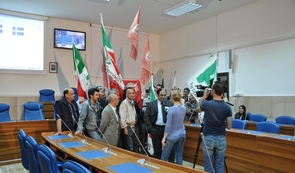 Ufficio Lavoro San Gavino : Provincia medio campidano «lotterò per l ospedale di san gavino