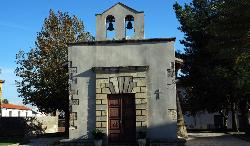 The church of San Giovanni Battista