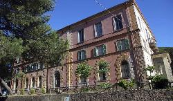 The small palace of mining Directorate in Montevecchio
