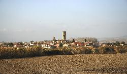 Panoramica di Furtei